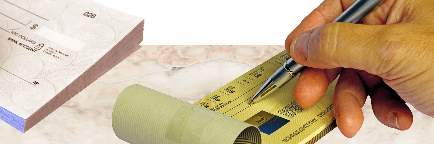 Cheque Protection Labels
