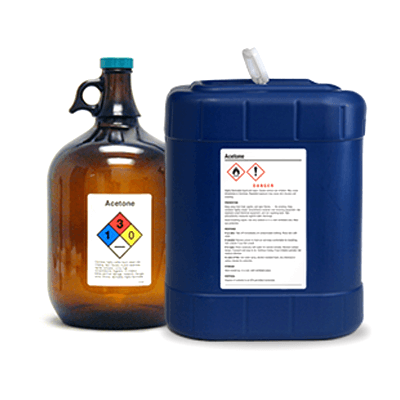 Chemical Labels and Lubricant Labels